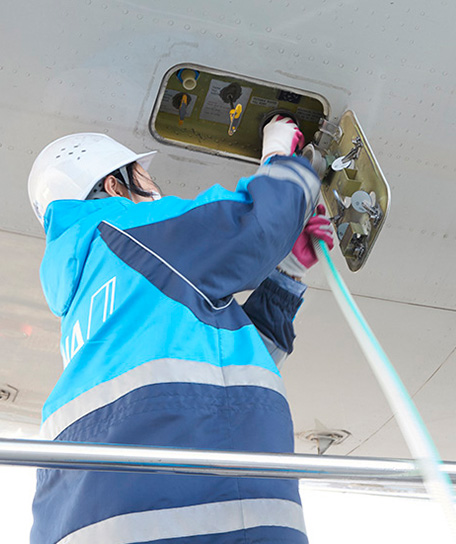 Aircraft water treatment