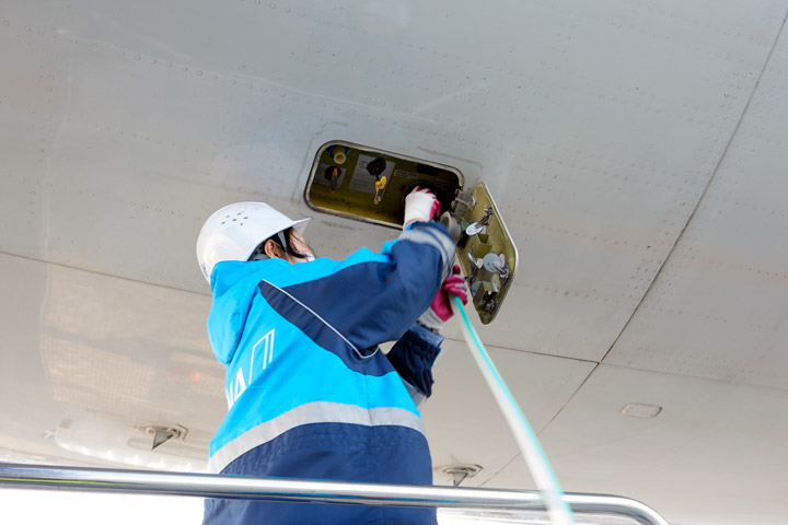 Aircraft water treatment - image #1
